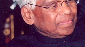 Remembering K R  Narayanan