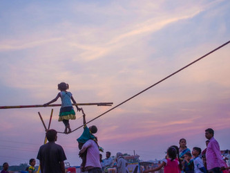 A Girl on the Rope