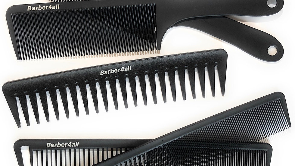 Full Carbon Comb Set