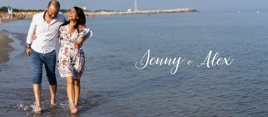 Jenny ♥ Alex