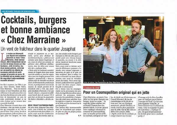 article chez marraine la capitale avril 2017