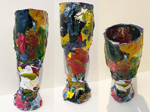 Ryoan Ji Garden - Flower Vase