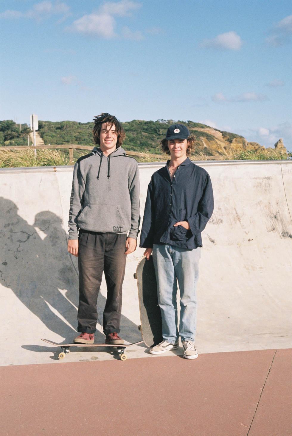 ruby ryan photo photograph photography skate skatepark 35mm