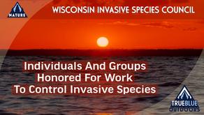 Wisconsin's 2020 Invader Crusader Award Winners