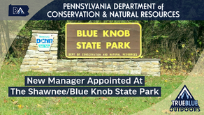 New Manager Appointed At The Shawnee-Blue Knob State Park