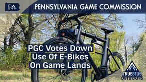 E-Bikes Remain Unlawful On Pennsylvania Game Lands