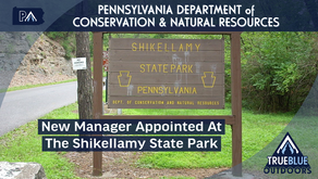New Manager Appointed At Shikellamy State Park