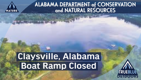 Claysville Public Boat Ramp Closed for Renovations