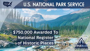 The National Park Service announced it has awarded $750,000 in Underrepresented Community Grants