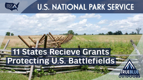 Pennsylvania Receives Grant for Protecting American Battlefields