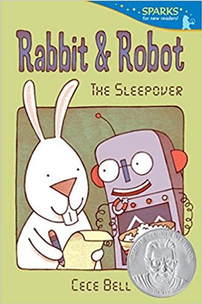 Reading Group: Rabbit & Robot The Sleepover