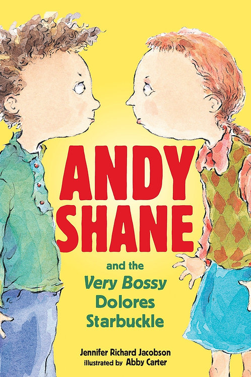 Reading Group: Andy Shane and the Very Bossy Dolores Starbuckle