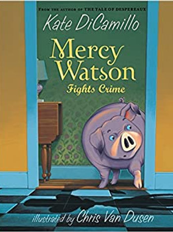 Reading Group: Mercy Watson Fight Crome