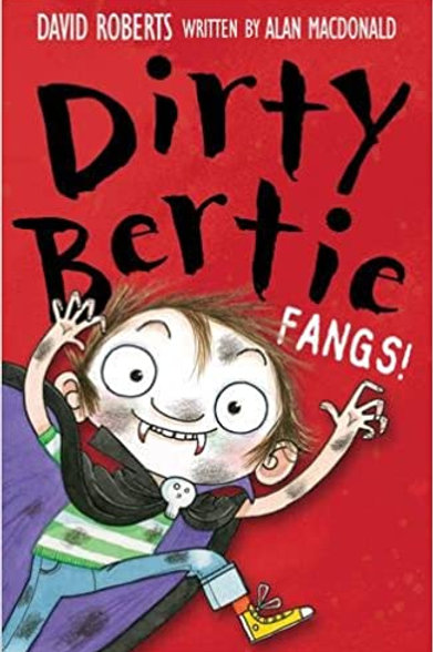 Reading Group: Dirty Bertie Fangs!