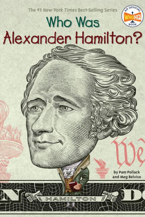 Reading Group: Who Was Alexander Hamilton?