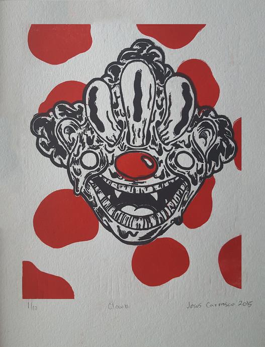 Three-Eyed Clown