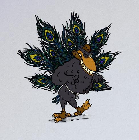 Genus Corvus
