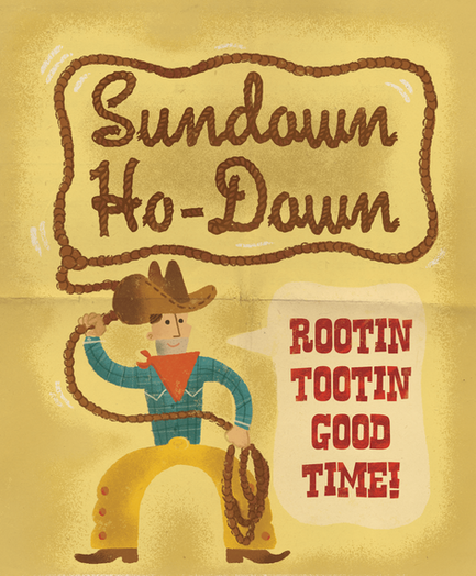 Sundown Ho-Down