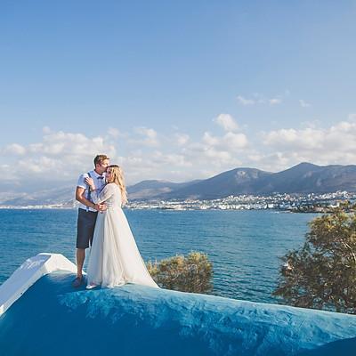 Anna & Roman, GREECE
