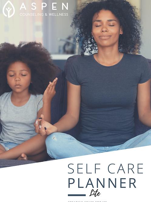 Self Care Planner - Lite