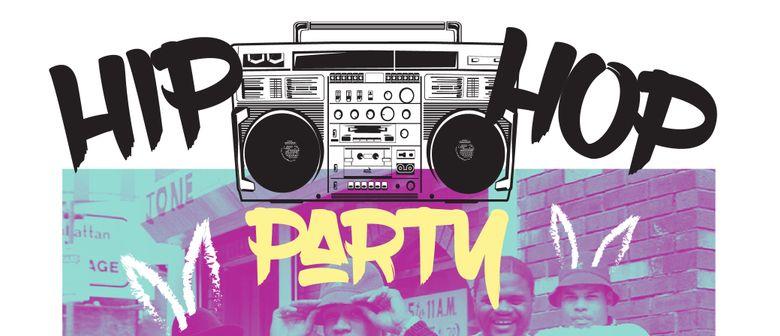 90's Hip Hop vs House @ The Raven W6