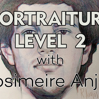 Portraiture Level 2 with Rosimeire Anjos