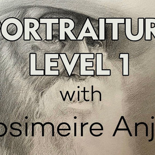 Portraiture Level 1 with Rosimeire Anjos