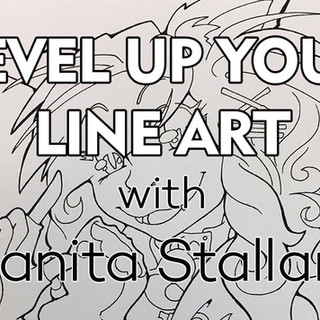 Level Up Your Line Art with Danita Stallard