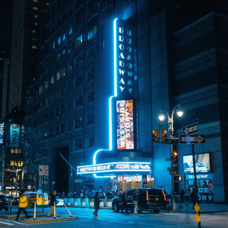 Virtual Concerts & Broadway Shows