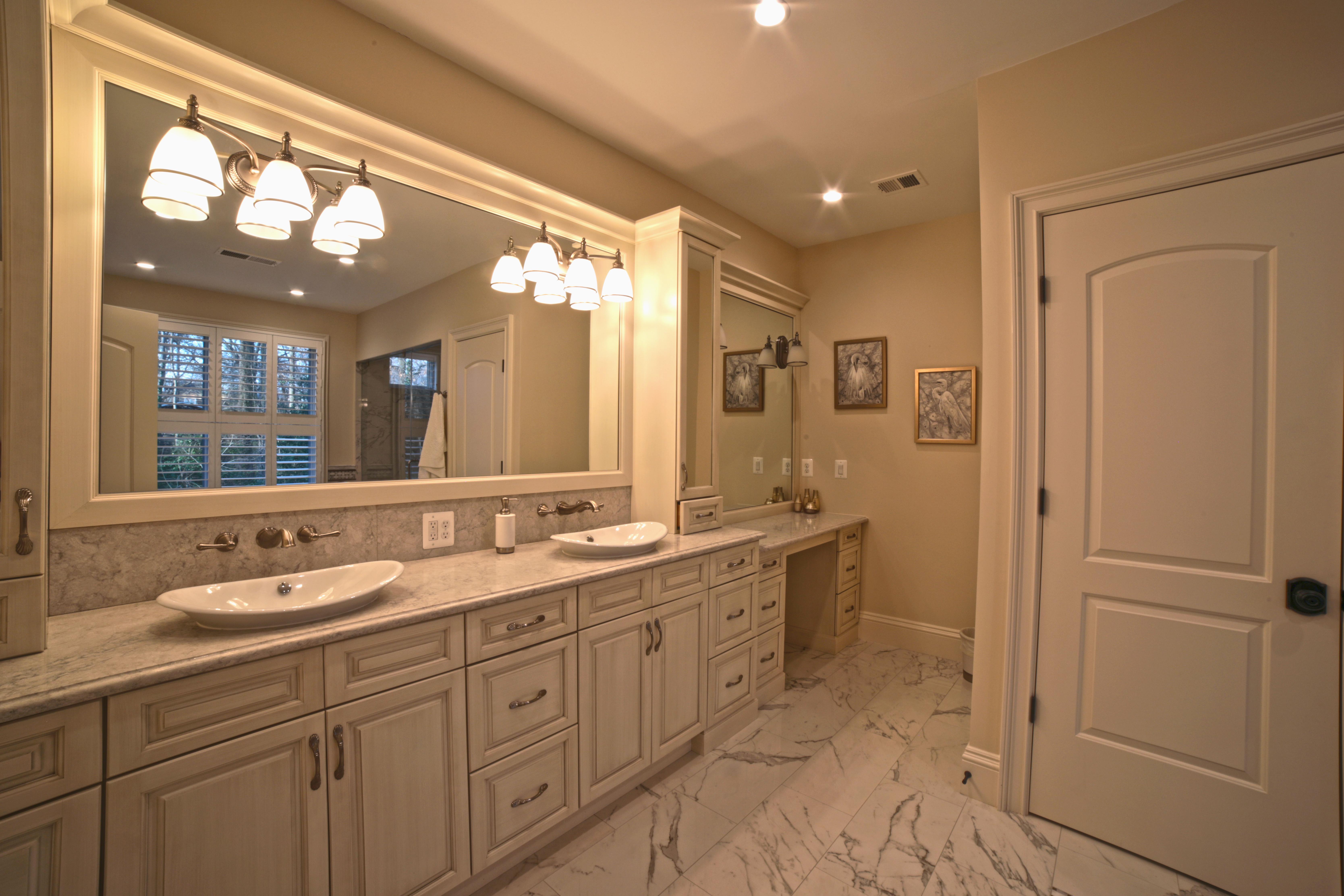 Sherwood Master Bathroom 1