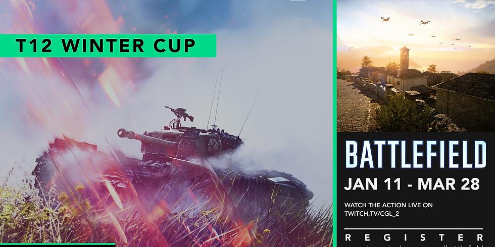 BF 12v12 WINTER CUP