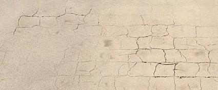 סדקים נימיים בקירות חיצוניים