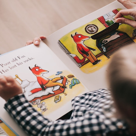 Reading to Young Children: A Head-Start in Life