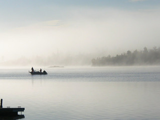 BEAUTIFUL COOL MISTY MORNINGS, with the temperature changing you can catch some beautiful views and