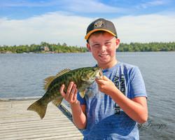 A great fishing trip