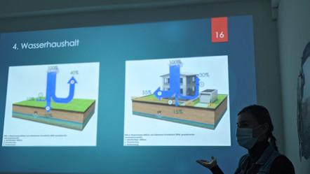 Rückblick - Präsentation Schwammstadt bei MoBü