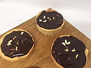 Tartelettes au chocolat