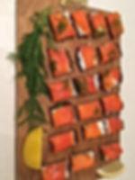 Toasts de saumon à l'aneth sur pain noir