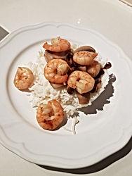crevettes saveurs marines