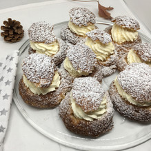 Choux à la chantilly