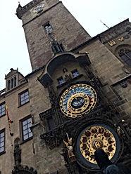Prague horloge astronomique