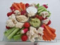 bouquet de légumes apéro