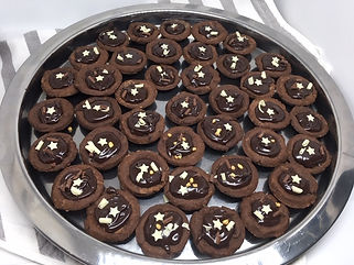 Tartelettes chocolat-caramel