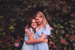 Britt en Emma