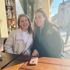 Pomme en Geissie in Krakau