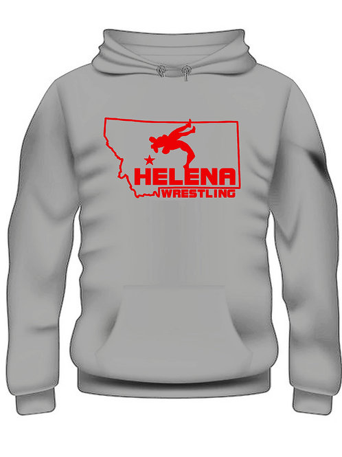 Helena Wrestling Club Hoodie