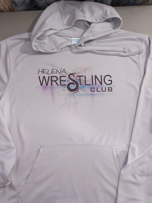 Official Team Hoodie (Performance Polyester)