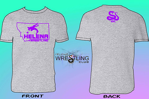 Helena Wrestling Montana Logo