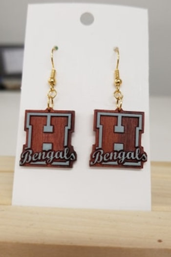 HHS Earrings