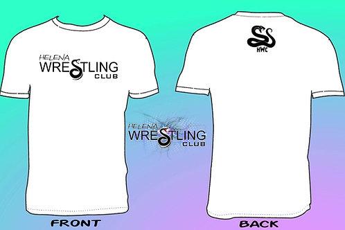 """Helena Wrestling Club Snake """"S"""" Logo"""